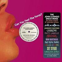 CAN YOU FEEL THE FORCE? - THE JOHN LUONGO DISCO MIXES [CD]
