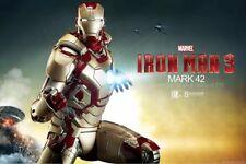 Sideshow Marvel Iron Man Mark 42 Maquette - Avengers, Stark