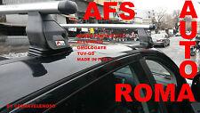 BARRE PORTATUTTO ALLUMINIO AFS MERCEDES CLASSE B 2005 OMOLOGATO MADE IN ITALY