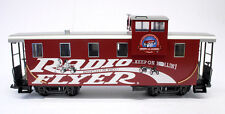 LGB G GAUGE 47710 RADIO FLYER RED CABOOSE WAGON