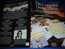 THE COMPLETE GUITAR PLAYER book 1 RUSS SHIPTON + vinyl