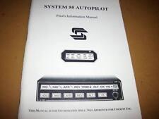 S-tec System 55 Autopilot Pilot's Information Manual