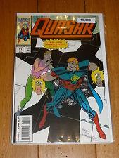 QUASAR - Vol 1 - No 51 - Date 10/1993 - MARVIL Comics