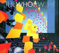 Endless Wire [cd] [Limited] by The Who (CD, Oct-2006, 2 Discs, Universal...