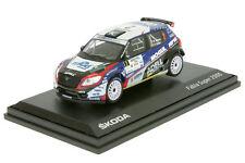 1:43 Skoda Fabia s2000-Roman kresta-Rally hustopece 2011-ABX 11-hp-02