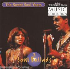 V/A: The Sweet Soul Years V3: Soul Ballads (UK Sunday Times MC 15 Tk CD Album)
