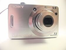 Sony Cyber-Shot DSC-W55 fotocamera digitale 7.2MP - Argento