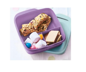 TUPPERWARE - Divided Lunch Box - 550ml Perfect size