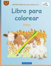 Little Explorers: BROCKHAUSEN Libro para Colorear Vol. 1 - Libro para...