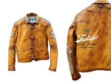 TEDSTAR lambskin men's jacket. Vintage design. Made-to-order.