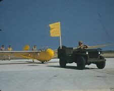 Marine Corps glider towed by Jeep at Parris Island South Carolina New 8x10 Photo