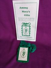 Two Pack Green Scapular