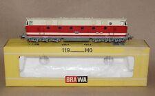 Brawa 0400 = Diesellok 119 006-5 Deutsche Reichsbahn - DSS Digital-Schnittstelle