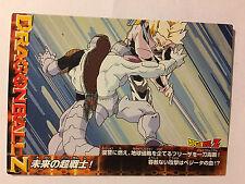 Dragon Ball Z Collection Card Gum 146