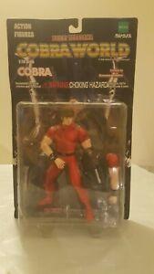 "Buichi Terasawa  Epoch CobraWorld ""COBRA""  Action Figure Brand new & Unopened"