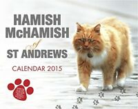 New, Hamish McHamish of St Andrews 2015 Calendar, Susan McMullan, Book