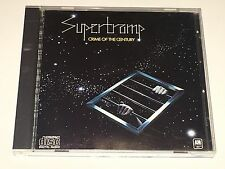 Supertramp CD Crime Of The Century A&M Records DADC pressing USED