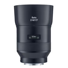 ZEISS Batis 40mm 2/40 CF Lens for Sony E - Black