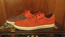 SUPRA Mens Terry Kennedy TK Stacks Vulc Blue And Red Skate Shoes