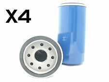 4X Oil Filter Suits Z600 / Z554 HOLDEN Colorado Jackaroo Rodeo ISUZU D-Max