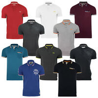 Mens Crosshatch Polo Shirts | CLEARANCE End Of Line |