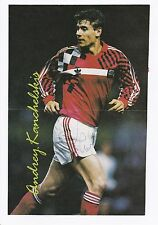 ANDREI KANCHELSKIS RUSSIA/SOVIET UNION 1989-1998 ORIGINAL SIGNED ANNUAL CUTTING