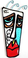 Pop Art ABSTRACT scrapwood design PAINTING Contemporary SCULPTURE FIDOSTUDIO