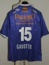 Shirt Volleyball Volleyball Sport Match Worn Gabeca Montichiari Gavotto 15