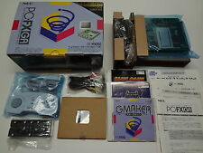 PC-FX GA Game Accelerator Board Limited Campain Set NEC Japan MINT