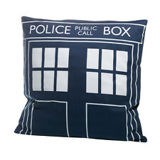 DOCTOR WHO TARDIS LARGE FILLED CUSHION 44CM OFFICIAL BRAND NEW