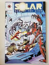 SOLAR MAN OF THE ATOM #6 (1992) VALIANT COMICS BARRY WINSOR SMITH! SHOOTER NM