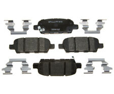 Disc Brake Pad Set-R-Line; Ceramic Rear Raybestos MGD1288CH