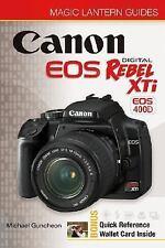 Magic Lantern Guides: Canon EOS Digital Rebel  XTi EOS 400D