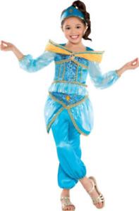 Disney Princess Jasmine Halloween Costume. Sz. Girl's Med. New.