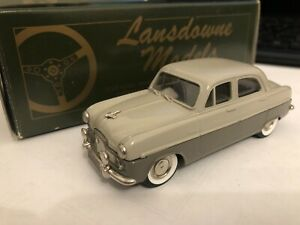 Lansdowne Models 1/43 Scale LDM7 1953 Ford Zephyr Six  1953 In Excellent Cond