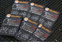 Guru Kaizen Spade End Barbless Hooks x 3 Packs *New* - Free Delivery