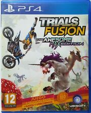 Trials Fusion: The Awesome Max Edition. Ps4. Fisico. Pal Es