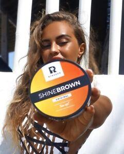 BYROKKO SHINE BROWN Tanning Accelerator Sunbed Tanning 190ml