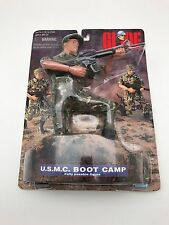 "1998 Hasbro G.I. Joe U.S.M.C. Boot Camp - Posable 12"" Figure - #81438 - NRFB"