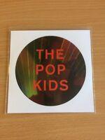 "PET SHOP BOYS ""THE POP KIDS"" REMIXES PART 2 BRAZILIAN CD PROMO 12 REMIX CD PROMO"
