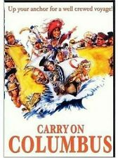 Carry on Columbus DVD Rik Mayall Region 2 Compatible UK SELLER