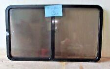 NEW RV FOODCART TRAILER MH SLIDER WINDOW 48 1/2 x 27 1/2 +SCREEN B219-B220