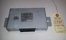 2003 Jaguar X Type Transmission Control Unit TCU TCM OEM  1X43-72401-GA #5734
