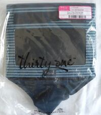 Thirty One Your Way Rectangle Cube in SAILOR STRIPE w Chalk Panel ~Retired~ NEW!