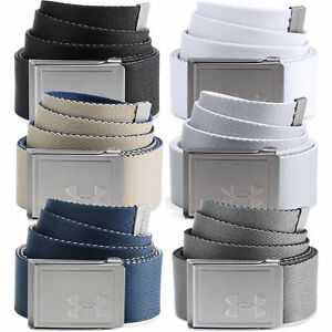 Under Armour Men's Reversible 2-in-1 Webbing Belt 2.0