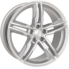 Wheelworld WH11 8x18 5x112 ET45 AS silber Audi A4 A6, Mercedes C-Klasse 66,6
