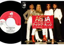 "ABBA - Take A Chance On Me / I'm A Marionette | 7"" Japan DSP-118"