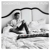 Charlie Puth Voicenotes (2018) 13-track CD Album Neu/Verpackt