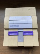 Nintendo SNES System Console Only for Parts | SNS-001 | As-Is | Untested