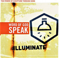 Illuminate by Word Of God Speak ~ Excellent Christian Rock CD ~ Integrity Music